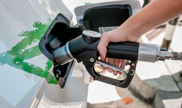 tanken mit biogas erdgas
