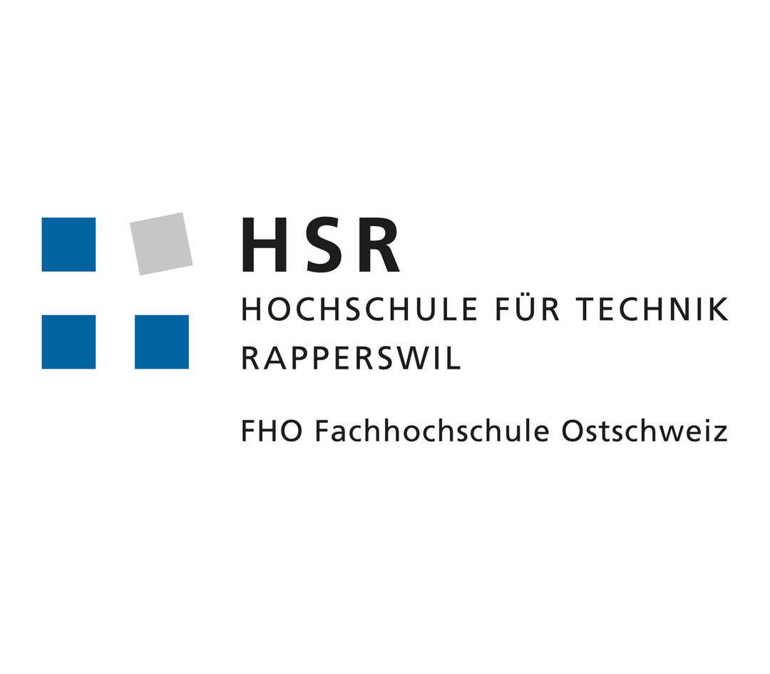 Logo der HSR
