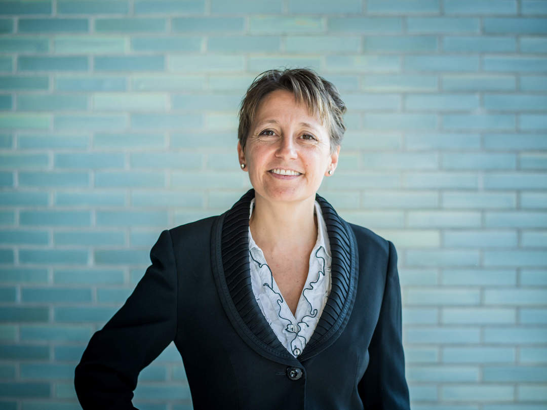 Portrait Sandra Hungerbühler