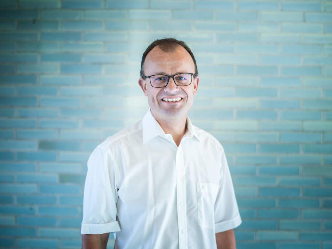 Portrait Stefan Schluep