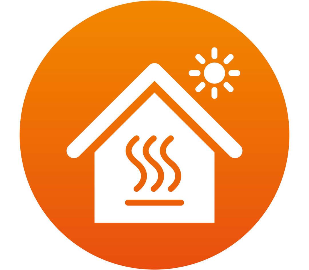 Grafik Solarthermie