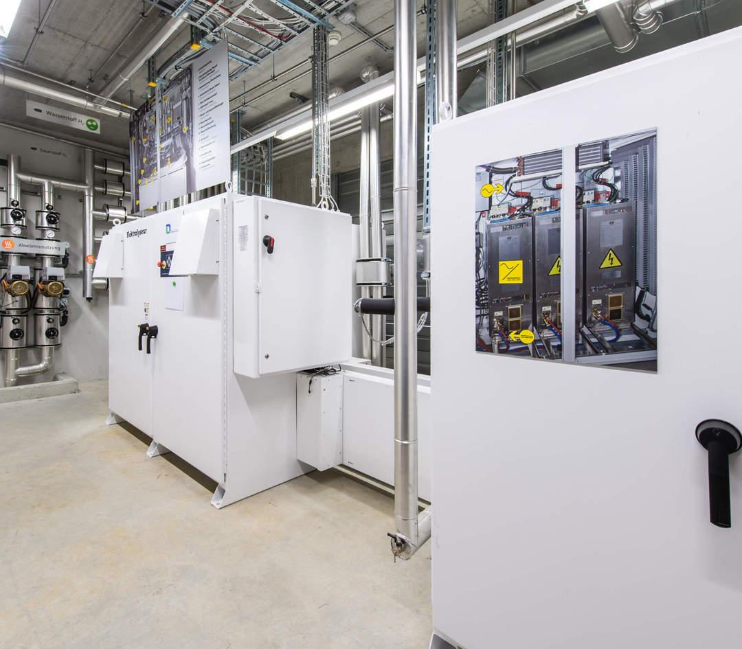 Hybridwerk Anlagen