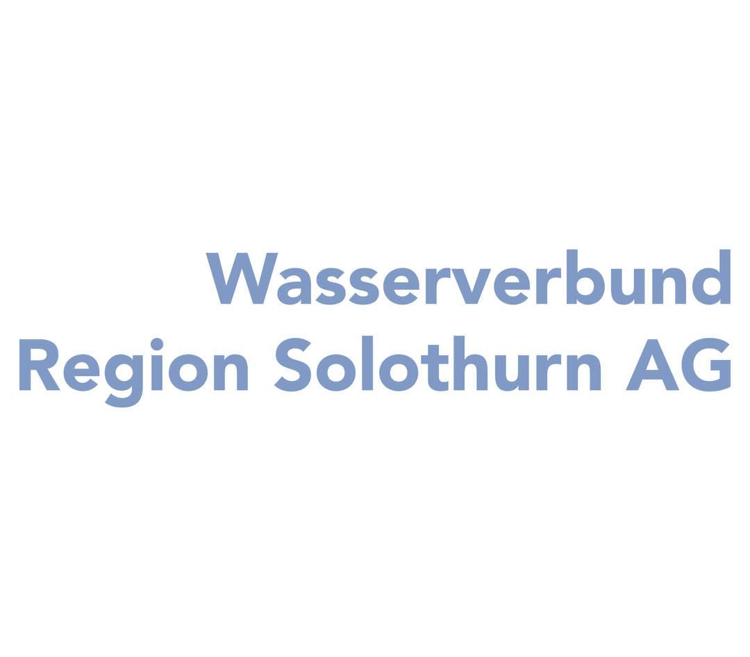 Logo Wasserverbund Region Solothurn AG