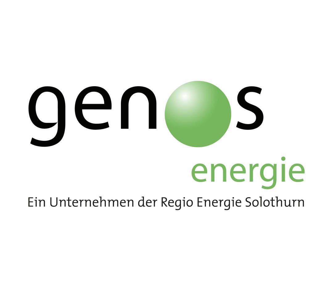 Logo der Genos Energie AG