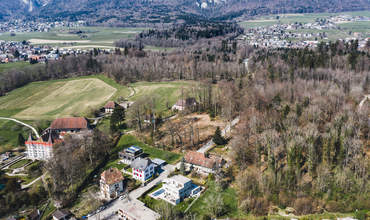 Neubau Reservoir Königshof