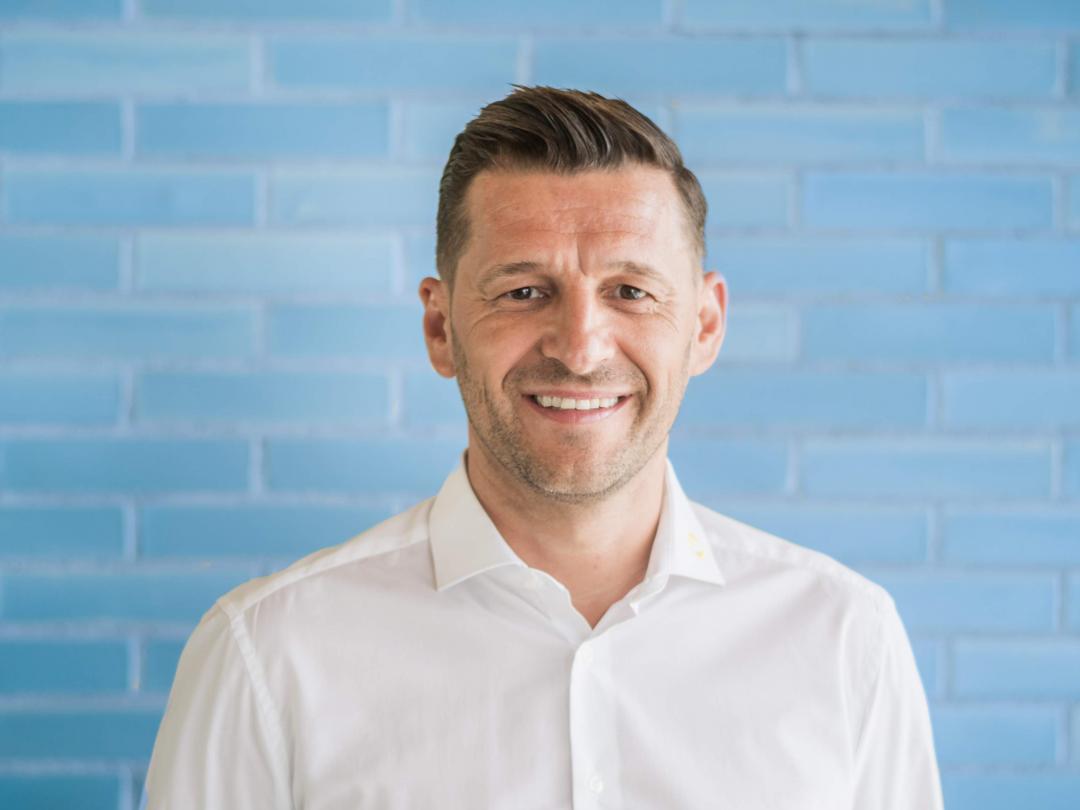 Portrait Ivica Simic