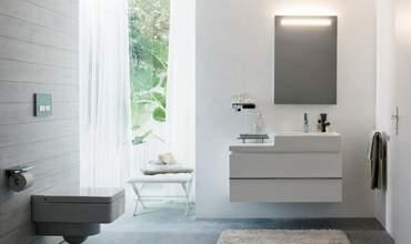Neubau Badezimmer