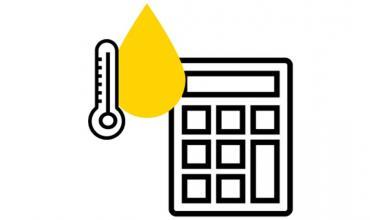 Gaspreisrechner Wärme