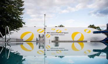 Neue Sportstätte für Wasserratten